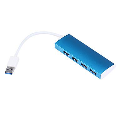usb 3.0 4 ports / interface de hub USB mince 11 * 3 * 2