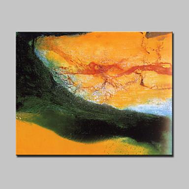 nagy kézzel festett elvont fantasy modern olajfestmény vásznon egy panel kerettel kész akasztani