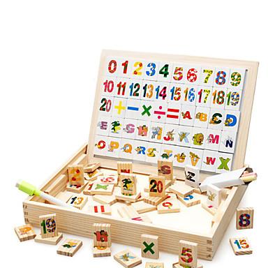 Brinquedos Magnéticos Peças MILÍMETROS Brinquedos Magnéticos Quebra-Cabeça Brinquedos executivos Cubo Mágico para presente