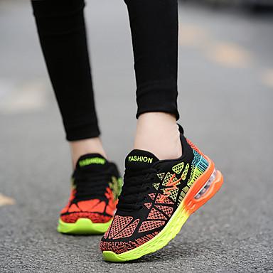 Zapatos Azul 05039647 Tul Primavera Rosa Otoño Mujer Running Naranja q6FdBwq