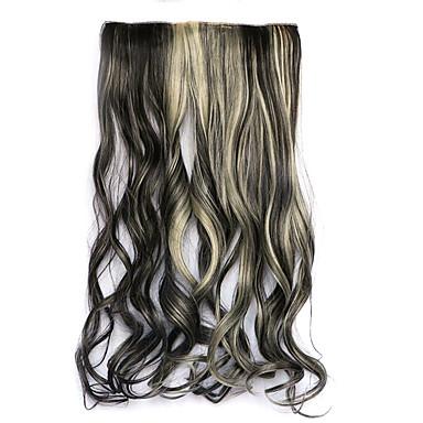 Alta qualidade Pedaço de cabelo Alongamento Clássico Diário