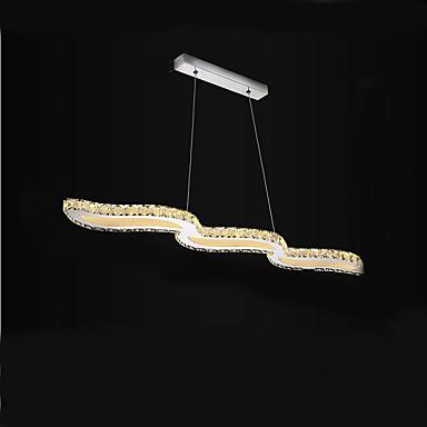 36W Hagyományos/ Klasszikus LED Festmény Kristály Mennyezeti lámpaNappali szoba / Hálószoba / Étkező / Dolgozószoba/Iroda / Gyerekszoba /