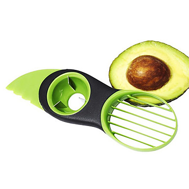 Plastique Creative Kitchen Gadget Pour Fruit Cutter & Slicer