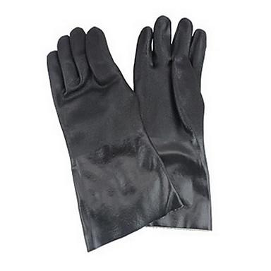 Ölbeweis Säure Alkali-Handschuh