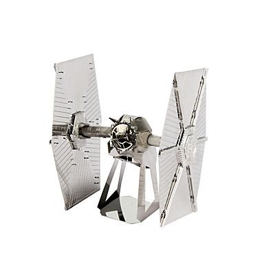 3D - Puzzle Holzpuzzle Metallpuzzle Modellbausätze Satellite 3D Metalllegierung Metal 8 bis 13 Jahre