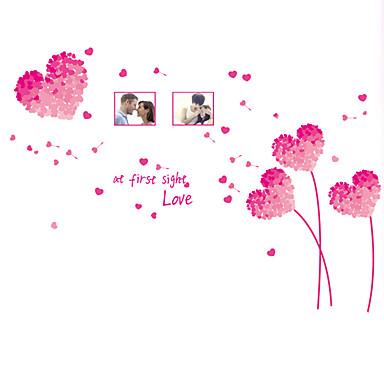 Botanisch / Worte & Zitate / Romantik / Stillleben / Mode / Blumen / Freizeit Wand-Sticker Flugzeug-Wand Sticker,PVC 70*50*0.1