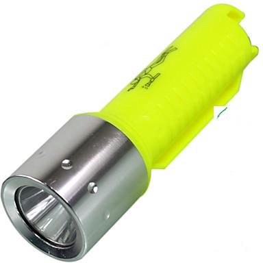 Luzes de mergulho Impermeável Mergulho e Snorkeling para Unisexo