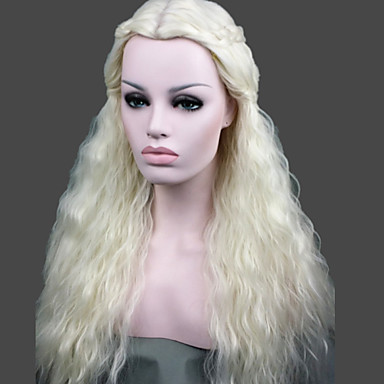Cosplay wig Game of Thrones Daenerys Inspired Lady's Fashion Sexy Party Cosplay Synthetic Hair Wig/Wig