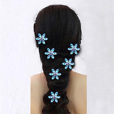Pasador Accesorios para el cabello Legierung Accesorios pelucas Mujer PC 1-5cm cm