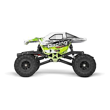 Carro com CR WL Toys 24438 2.4G Rock Climbing Car Off Road Car Alta Velocidade 4WD Drift Car Jipe (Fora de Estrada) 1:24 Electrico
