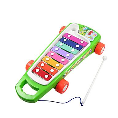 rot / grün / gelb Hand Kind Klavier klopfen alle Musikinstrumente Spielzeug für Kinder