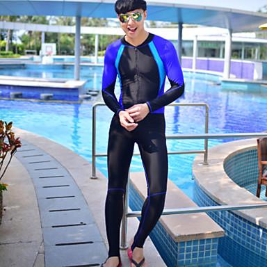 Herrn Dick Neoprenanzug Wasserdicht UV-resistant Handyhülle für das ganze Handy Tactel Taucheranzug Langarm Tauchanzüge Bademode