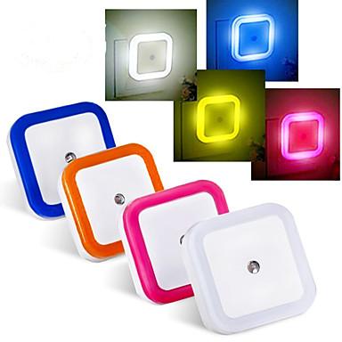 4 Peças Wall Light Nightlight Sensor Impermeável 220-240V