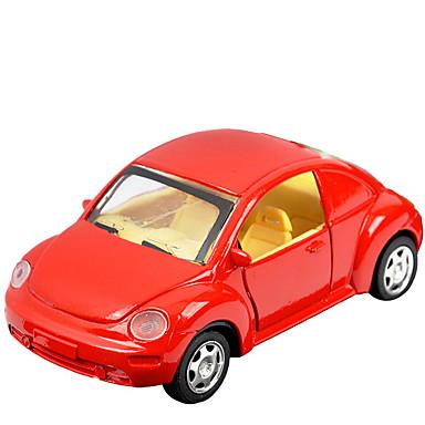 Dibang -2937 infantil liga modelo de carro de brinquedo traseira do besouro (2pcs)
