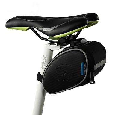 ROSWHEEL 1.6 L Sadeltasker Påførelig, Multifunktionel, Stødsikker Cykeltaske Klæde / Terylene Cykeltaske Cykeltaske Cykling / Cykel
