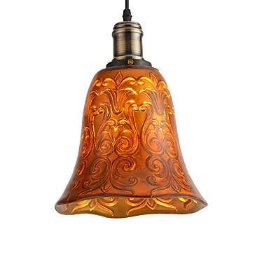 Lampe suspendue ,  Rétro Autres Fonctionnalité for Designers RésineSalle de séjour Chambre à coucher Salle à manger Cuisine Bureau/Bureau