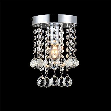 Modern/Zeitgenössisch Kristall Ministil LED Unterputz Raumbeleuchtung Für Wohnzimmer Schlafzimmer Badezimmer Küche Esszimmer