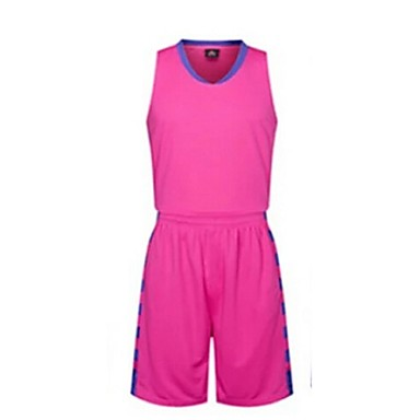 Femme Sans Manches Sport de détente Badminton Basket-ball Course/Running Ensemble de Vêtements Baggy Séchage rapide Respirable