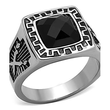 Ring Bandringe Modisch Böhmen-Art Quadatische Form Schmuck Für Hochzeit Party Alltag Normal 1 Stück
