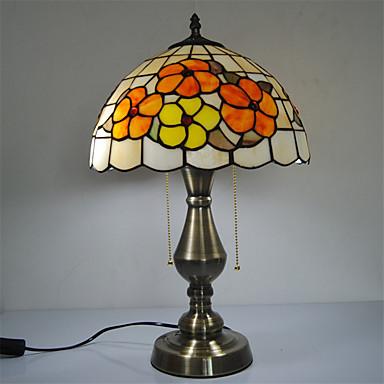 Max 60W Traditionel/Klassisch / Tiffany / Neuheit Schreibtischlampen , Feature für Augenschutz , mit Andere Benutzen An-/Aus-Schalter