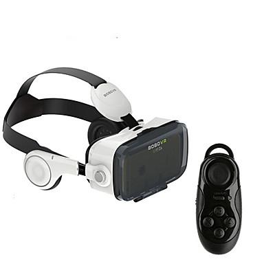 Xiaozhai bobovr Z4 virtuelle virkeligheten 3d briller headset google papp med hodetelefoner + bluetooth-kontrolleren
