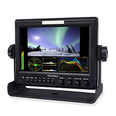 Feelworld High-End-1280 * 800 hdmi zu sdi-Wandler 7-Zoll-3g-sdi hdmi-LCD-Monitor mit Bereichen
