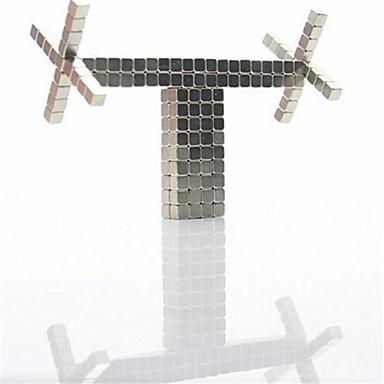 Magnetické hračky 216 Pieces 4 MM Magnetické hračky Stavební bloky Neodymové magnety exekutivní hračky puzzle Cube za dárky