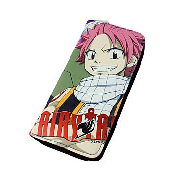 Mais Acessórios Fairy Tail Fantasias Anime Acessórios Cosplay Preto Pele PU