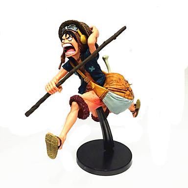 Anime Akciófigurák Ihlette One Piece Monkey D. Luffy PVC CM Modell játékok Doll Toy Férfi