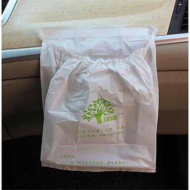 מכונת רסק שקיות אשפה, שקיות אחסון נוחות, שימוש ברכב זבל לבן 12-3c \ 2324