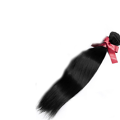 İnsan saç örgüleri Düz Brezilya Saçı Rovné 12 ay saç örgüleri