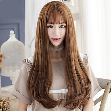 החדשים פאת שיער סינטטי בסגנון סיני