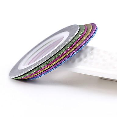 Nail Art prego etiqueta Jóias de Unhas