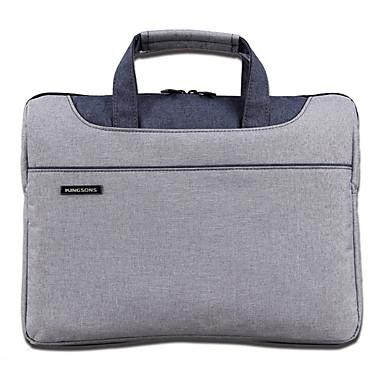 11,6 / 13,3 / 15,4 poche sac d'ordinateur portable mince / manchon bleu / noir / rouge