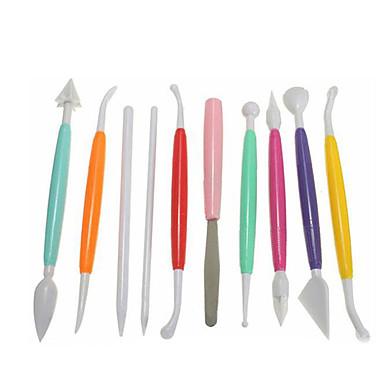 Herramientas para hornear El plastico Manualidades Pastel / Galleta / Tarta Panadería y Repostería Espátulas 1pc