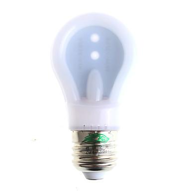 6W E26/E27 LED Kugelbirnen G60 20 SMD 2835 470-780 lm Warmes Weiß / Natürliches Weiß Dekorativ AC 85-265 V 1 Stück