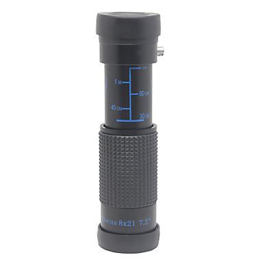 NO 8x 12mm mm Monoculaire BAK4 Haut voltage / Haute Définition / Télescope 15° 12mm Mise au point Centrale Multi-traitéesUtilisation