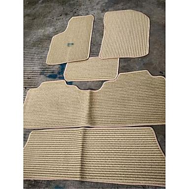 車のカーペットのリネンマットPVC環境保護ゴム底四季の一般的なカーペット特殊マット