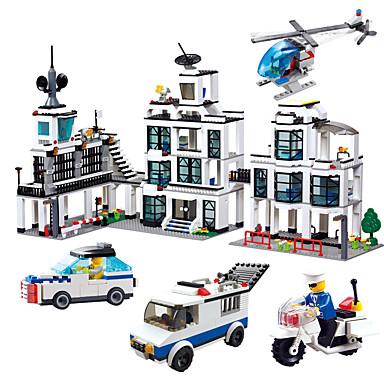 Blocs de Construction Pour cadeau Blocs de Construction Automatique Moto Jouets