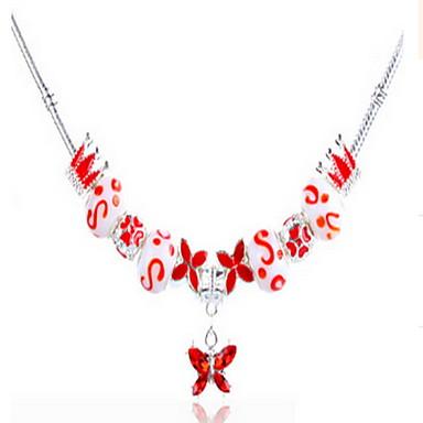 נשים שרשראות גדילים סגסוגת חמוד אופנתי מקסים תכשיטים עבור יומי קזו'אל