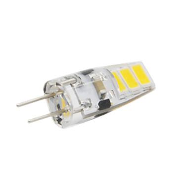 200 lm G4 Luminárias de LED  Duplo-Pin T 6 leds SMD 5730 Impermeável Branco Quente Branco Frio DC 12V