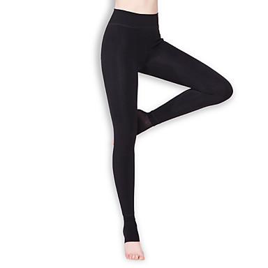 BONAS® Dame Helfarve Tyk Legging-S8183