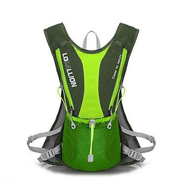 スポーツバッグ サイクリングバックパック / バックパック 反射ストリップ / 耐久性 / 多機能の / 水膀胱を含む / 高通気性 ランニングバッグ - / Iphone 6/IPhone 6S/IPhone 7 37*18 レジャースポーツ / 旅行 / ランニング