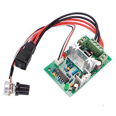 120w PWM interruptor de inversión regulador del circuito de velocidad del motor avance / retroceso