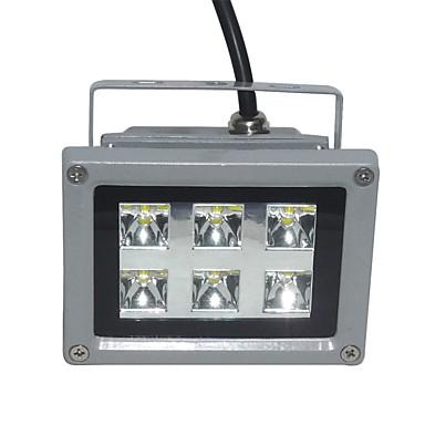 6W Projecteurs LED 540-600 lm Blanc Froid COB AC 85-265 V 1 pièces