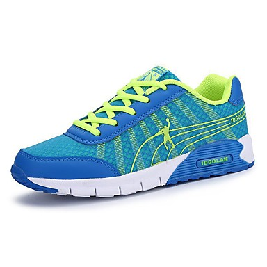 Dame-Tyll-Flat hæl-Komfort-Treningssko-Friluft Fritid Sport
