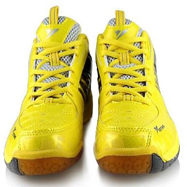 Femme-Sport-Jaune-Talon PlatSneakers-Polyuréthane