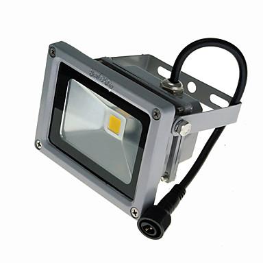 10W LED-lyskastere 900 lm Varm hvit / Kjølig hvit COB Dekorativ / Vanntett DC 24 V 1 stk