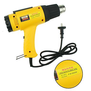 ferramenta rewin® alta qualidade 1800w de potência de saída handarm calor