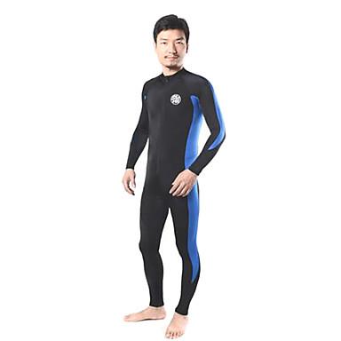 SLINX Homme Costumes humides Combinaison de plongée Combinaison  Intégrale Résistant aux ultraviolets Compression Coque Intégrale Tactel